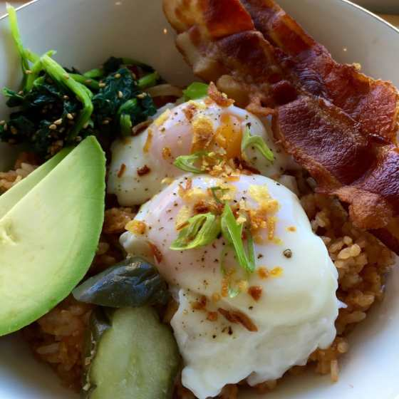 Kaimuki Superette Hapa Fried Rice