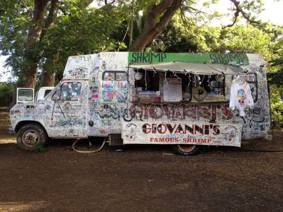 Giovanni's Shrimp Truck